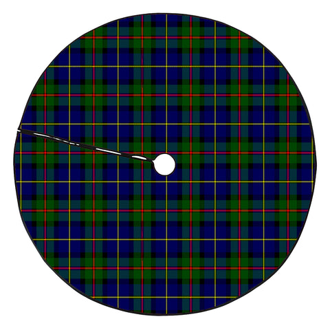 MacLeod of Harris Modern Tartan Tree Skirt Christmas