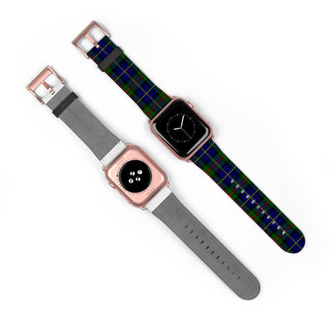 MacLeod of Harris Modern Scottish Clan Tartan Watch Band Apple Watch