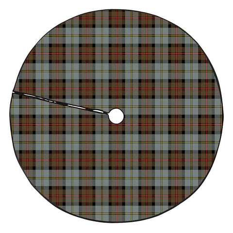 MacLeod of Harris Weathered Tartan Tree Skirt Christmas