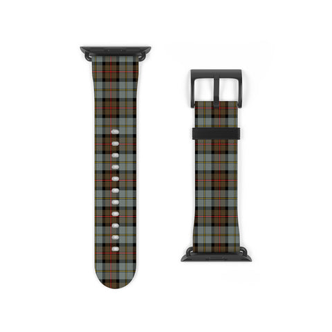 MacLeod of Harris Weathered Scottish Clan Tartan Watch Band Apple Watch