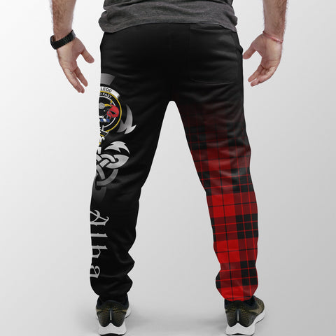 Image of MacLeod of Raasay Crest Tartan Alba Celtic Jogger A30
