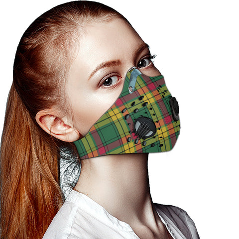 Image of MacMillan Old Ancient Tartan Dust-proof Sports Masks ( Model 1) - TH88 (USA Shipping Line)