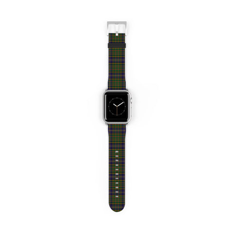 MacMillan Hunting Modern Scottish Clan Tartan Watch Band Apple Watch