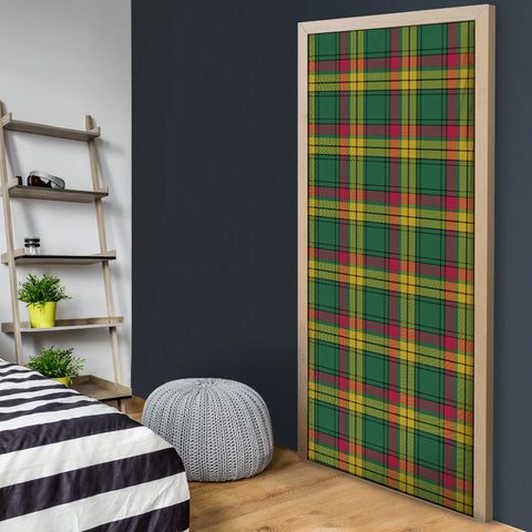 Image of MacMillan Old Ancient Tartan Door Sock Cover