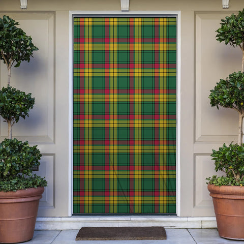 MacMillan Old Ancient Tartan Door Sock Cover