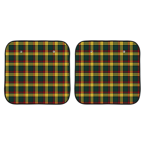 MacMillan Old Modern Clan Tartan Scotland Car Sun Shade 2pcs K7