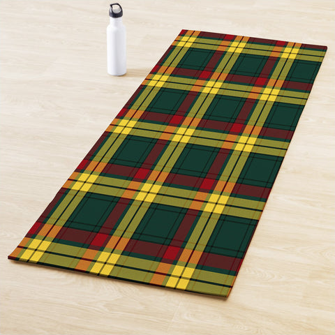 Image of MacMillan Old Modern Clan Tartan Yoga mats