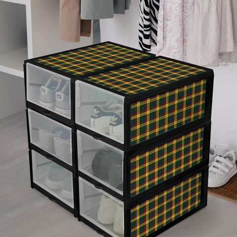 MacMillan Old Modern Clan Tartan Scottish Shoe Organizers K9