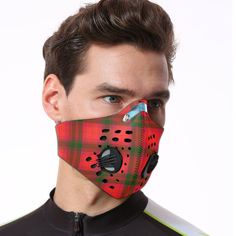 MacNab Modern Tartan Dust-proof Sports Masks ( Model 1) - TH88 (USA Shipping Line)
