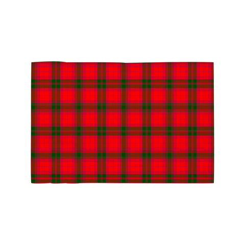 Image of MacNab Modern Clan Tartan Motorcycle Flag