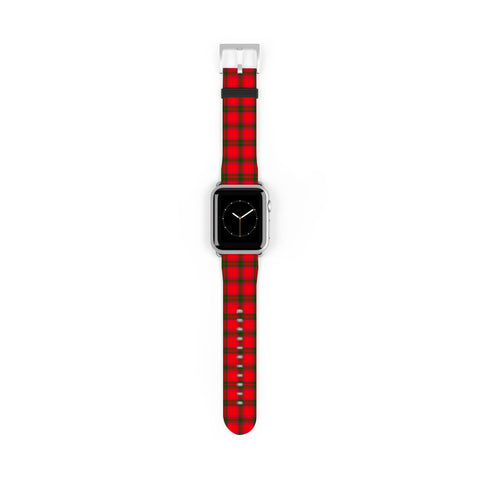 MacNab Modern Scottish Clan Tartan Watch Band Apple Watch