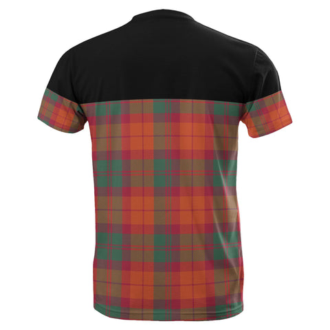 Image of Tartan Horizontal T-Shirt - Macnab Ancient - BN