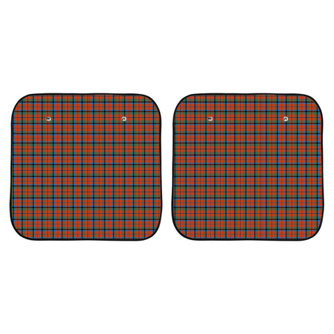 MacNaughton Ancient Clan Tartan Scotland Car Sun Shade 2pcs K7