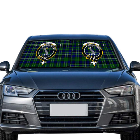 MacNeil of Colonsay Modern Clan Crest Tartan Scotland Car Sun Shade 2pcs