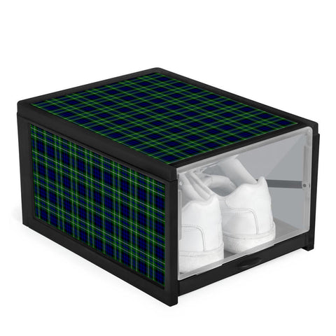 MacNeil of Colonsay Modern Clan Tartan Scottish Shoe Organizers K9