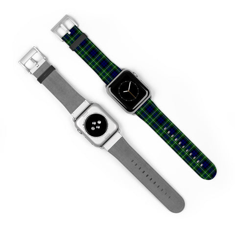 MacNeil of Colonsay Modern Scottish Clan Tartan Watch Band Apple Watch