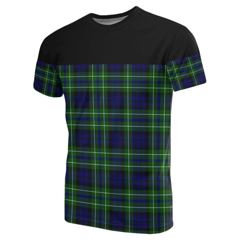 Image of Tartan Horizontal T-Shirt - Macneil Of Colonsay Modern