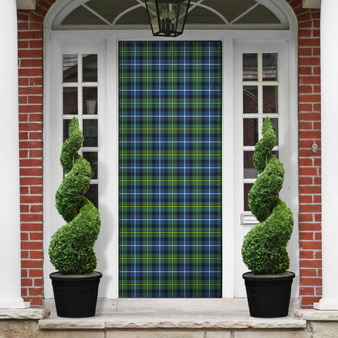 MacNeill of Barra Ancient Tartan Door Sock Cover