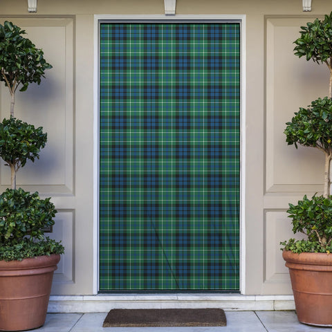MacNeill of Colonsay Ancient Tartan Door Sock Cover