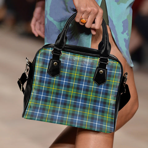 MacNeill of Barra Ancient Tartan Shoulder Handbag for Women | Hot Sale | Scottish Clansa