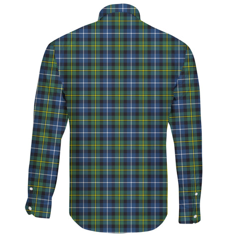 MacNeil of Colonsay Modern Tartan Clan Long Sleeve Button Shirt A91