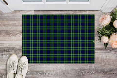 MacNeill of Colonsay Ancient Tartan Carpets Front Door A91