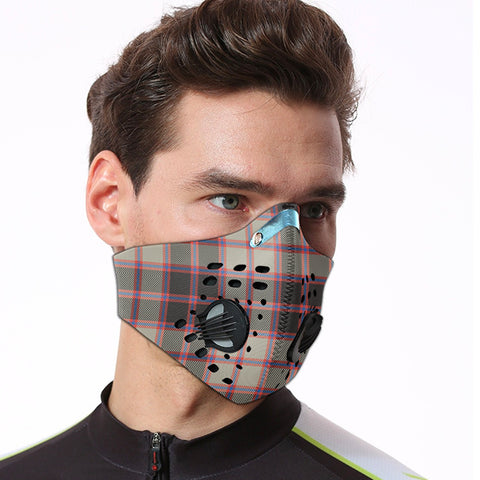 MacPherson Hunting Ancient Tartan Dust-proof Sports Masks ( Model 1) - TH88 (USA Shipping Line)