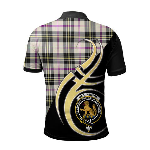 MacPherson Dress Ancient Clan Believe In Me Polo Shirt