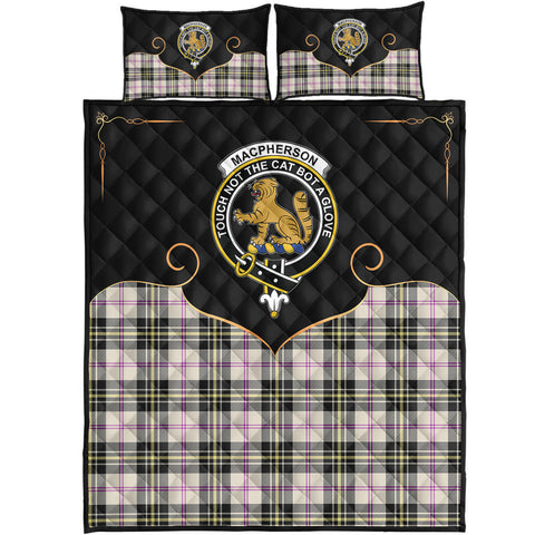 MacPherson Dress Ancient Clan Cherish the Badge Quilt Bed Set