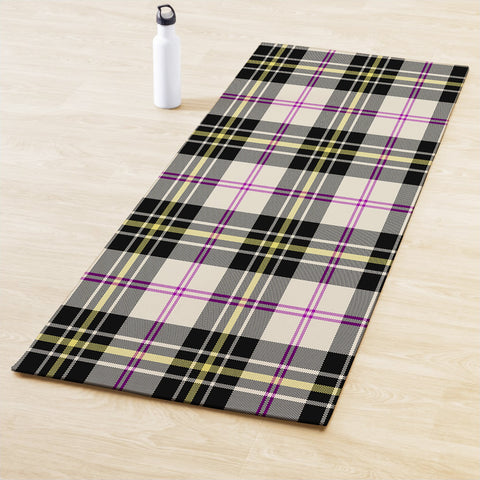 MacPherson Dress Ancient Clan Tartan Yoga mats