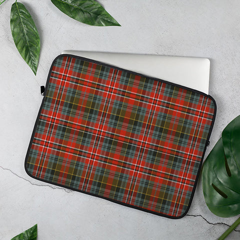 Image of MacPherson Weathered Laptop Sleeve