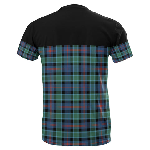 Tartan Horizontal T-Shirt - Mactaggart Ancient - BN