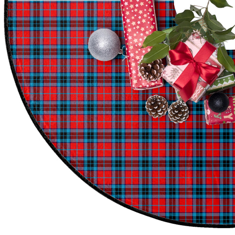 MacTavish Modern Tartan Tree Skirt Christmas