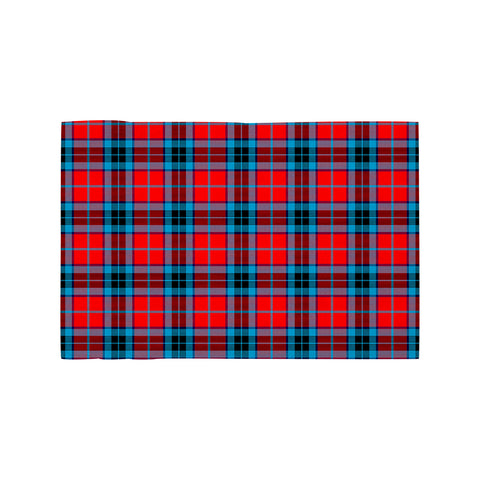 MacTavish Modern Clan Tartan Motorcycle Flag