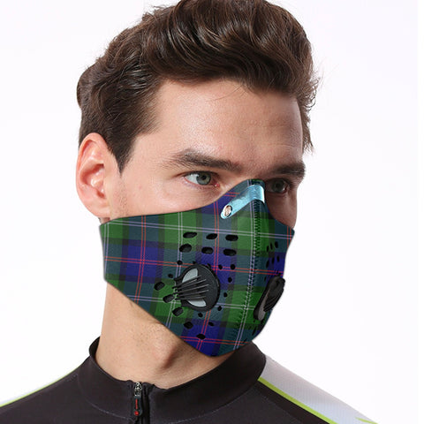 Image of MacThomas Modern Tartan Dust-proof Sports Masks ( Model 1) - TH88 (USA Shipping Line)