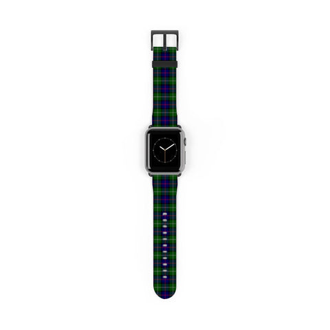 MacThomas Modern Scottish Clan Tartan Watch Band Apple Watch