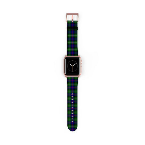 Image of MacThomas Modern Scottish Clan Tartan Watch Band Apple Watch