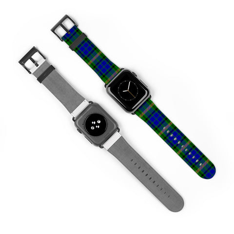 Maitland Scottish Clan Tartan Watch Band Apple Watch