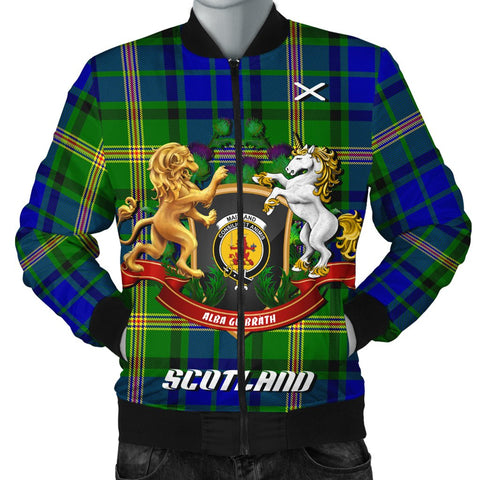Maitland | Tartan Bomber Jacket | Scottish Jacket | Scotland Clothing