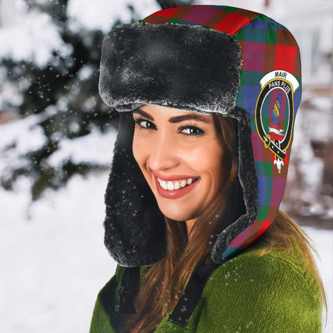 Image of Mar Tartan Trapper Hat