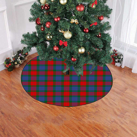 Mar Tartan Tree Skirt Christmas