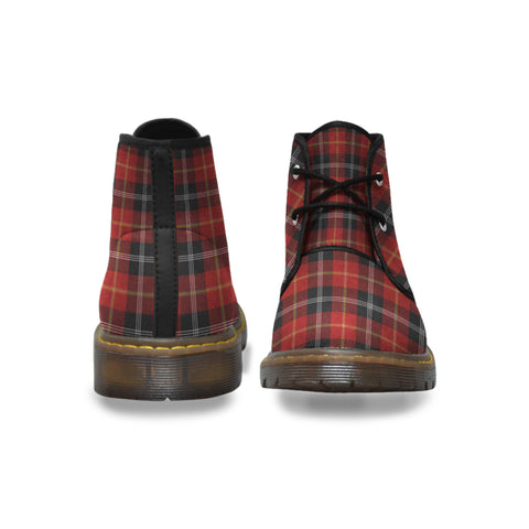Image of Marjoribanks Tartan Chukka Boot | Over 500 Tartans | Special Custom Design | Love Scotland
