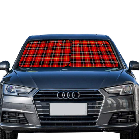 Marjoribanks Clan Tartan Scotland Car Sun Shade 2pcs