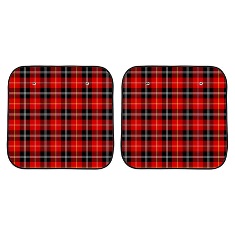 Marjoribanks Clan Tartan Scotland Car Sun Shade 2pcs K7