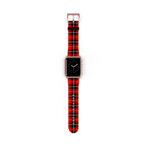 Marjoribanks Scottish Clan Tartan Watch Band Apple Watch