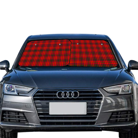 Matheson Modern Clan Tartan Scotland Car Sun Shade 2pcs