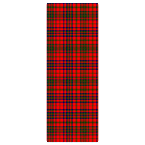 Image of Matheson Modern Clan Tartan Yoga mats
