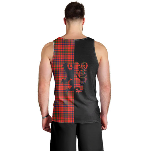 Matheson Modern Clan Tank Top Lion Rampant