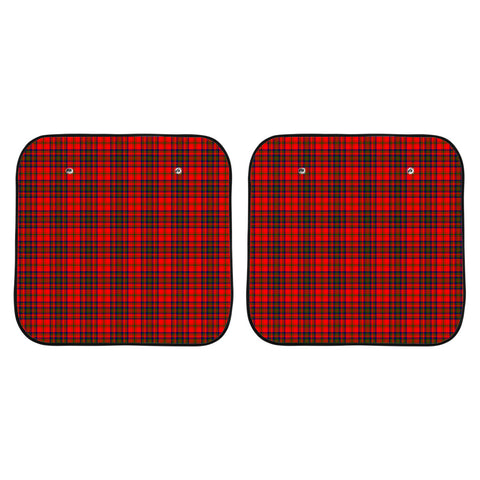 Image of Matheson Modern Clan Tartan Scotland Car Sun Shade 2pcs K7