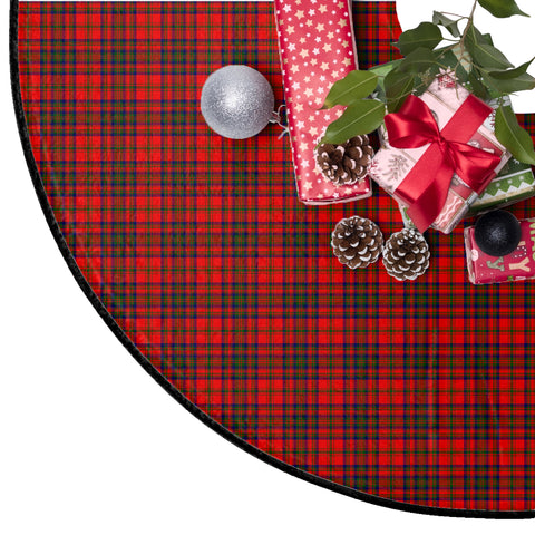 Matheson Modern Tartan Tree Skirt Christmas